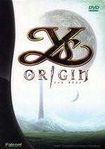 Ys Origin cover