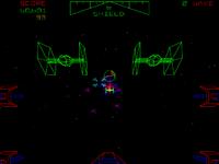Star Wars arcade screenshot