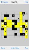 Simon Tathams Portable Puzzle Collection screenshot iOS