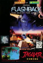 Flashback Atari Jaguar cover
