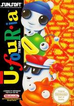 Ufouria The Saga NES cover
