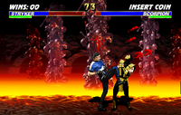 UltimateMortalKombat3Screenshot