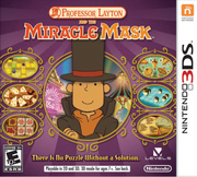 Mask of Miracles cover