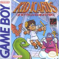 Kid Icarus OM&M boxart