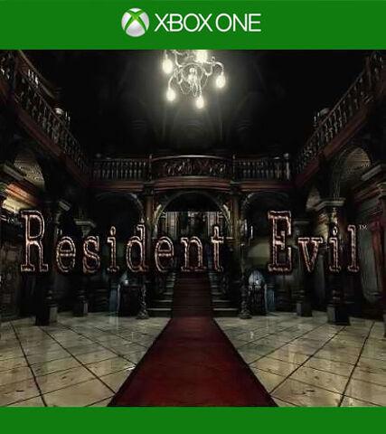 File:Resident Evil Xbox One cover.jpg