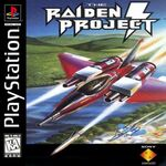 Raiden Project ntsc-front