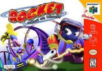 Rocket Robot on Wheels