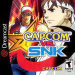 Capcom vs snk cover