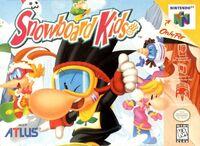 Snowboard Kids N64