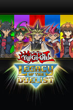 Legacy of the duelist cover