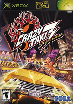 Crazy Taxi 3 - High Roller Coverart