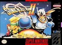 Sonic Blast Man 2 SNES Cover