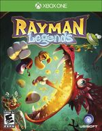 Rayman Legends Xbox One cover