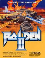 Raiden 2 Flyer