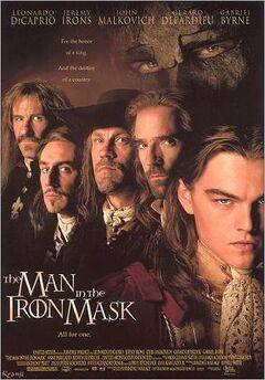 TheManInTheIronMask1998