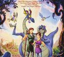 Movie Colosseum: Quest for Camelot vs Mulan