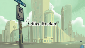 Office Rocker
