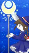 Wadanohara magic staff