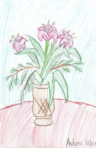 File:Andrea Wang Flowers.jpg