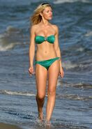Abbey clancy bikini