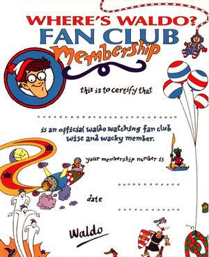 FanClub-Certificate