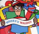 Where's Waldo? (personalized storybook)