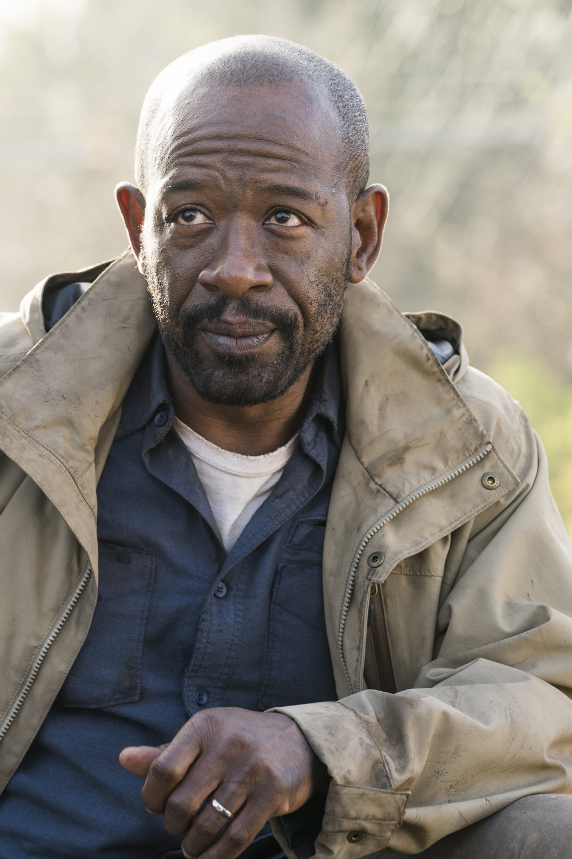 The Walking Dead Morgan Jones