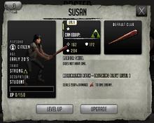 Susan - Level 1