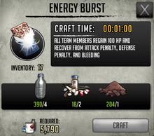 Energy Burst