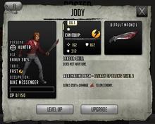 Jody - Level 1