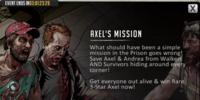 Axel's Mission