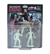 Abraham pvc figure 2-pack (glow-in-the-dark)