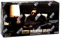 The Walking Dead Season 3 Part 2 Trading Card Box