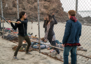 FTWD 202 Chris Dispatches Walkers