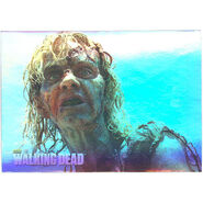 The Walking Dead - Sticker (Season 2) - S19 (Foil Version)