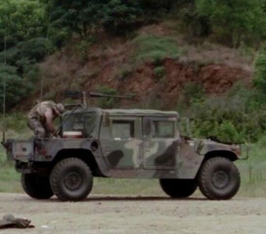 "File:AM General HMMWV ( High Mobility Multipurpose Wheeled Vehicle ) ""humvee"".jpg"
