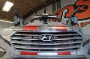 2013 Hyundai Santa Fe Zombie Survival Machine 12