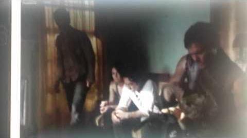 Walking dead Season 3 opening scene