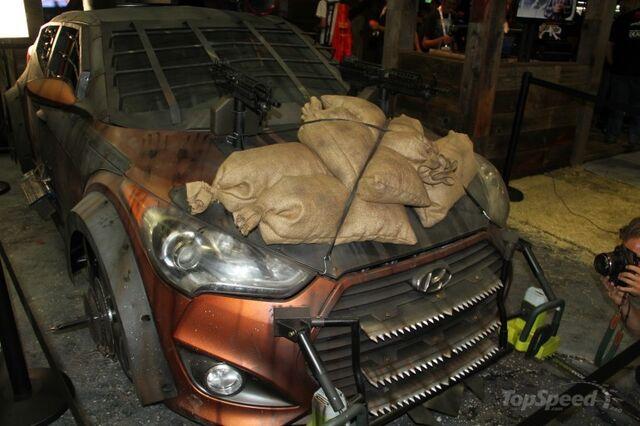 File:2013 Hyundai Veloster Zombie Survival Machine.jpg