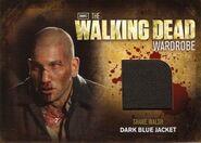 M3 Shane Walsh Dark Blue Jacket