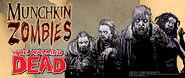 Munchkin Zombies- The Walking Dead 5