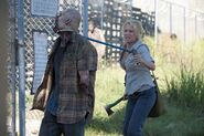 Andrea and walker