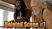 The Walking Dead Season 4 DVD Blu Ray Extra Deleted Scene 1 4x08 Too Far Gone