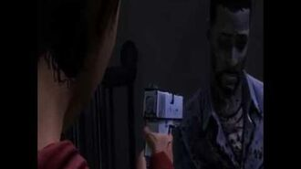 The Walking Dead Clementine and Lee Tribute-1497114971