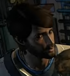 Javier shocked episode3