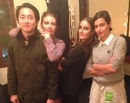 Steven lauren alanna with banks music