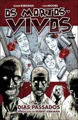 File:Os Mortos-Vivos - Vol. 1 - Dias Passados.jpg
