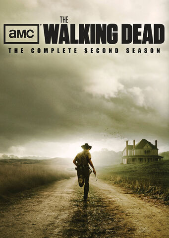 File:The Walking Dead - The Complete Second Season.jpg