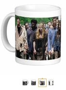Wall of Zombies Coffee Mug 3
