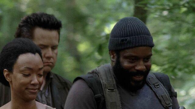File:Sasha and Tyreese bond .jpg